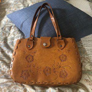 WaBag Purse - Floral Handbag